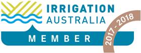 Perth Gardening is a proud member of irrigation Australia association