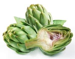 Artichoke for your August edible garden