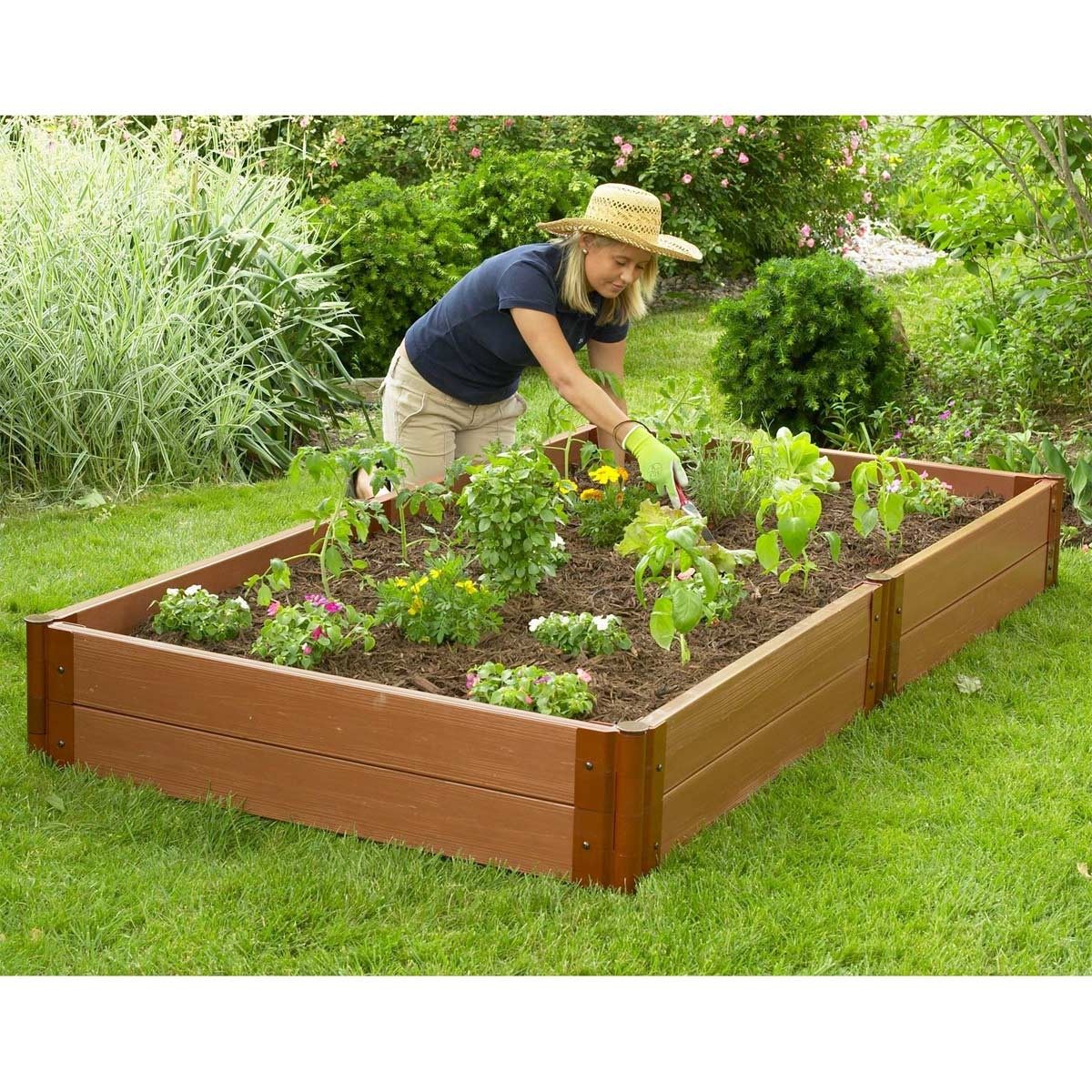 Raised Garden Beds for Perth Homeowners - Benefits and Facts