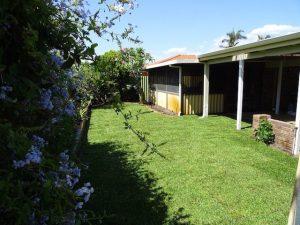 new lawn installed in Perth garden