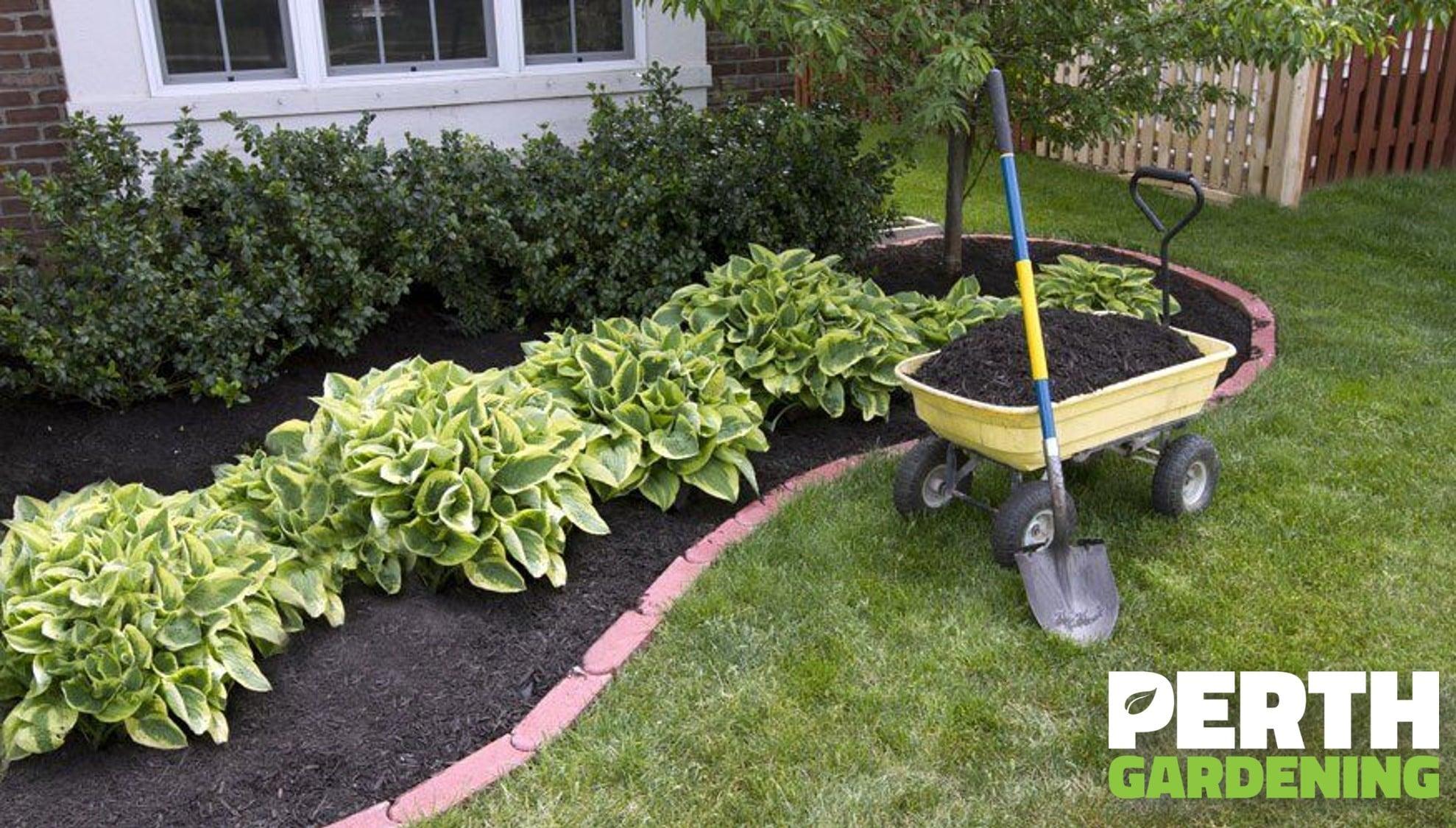 mulching-gardens-perth