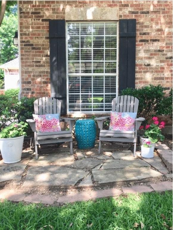 Beautiful Front Yard Patio Ideas