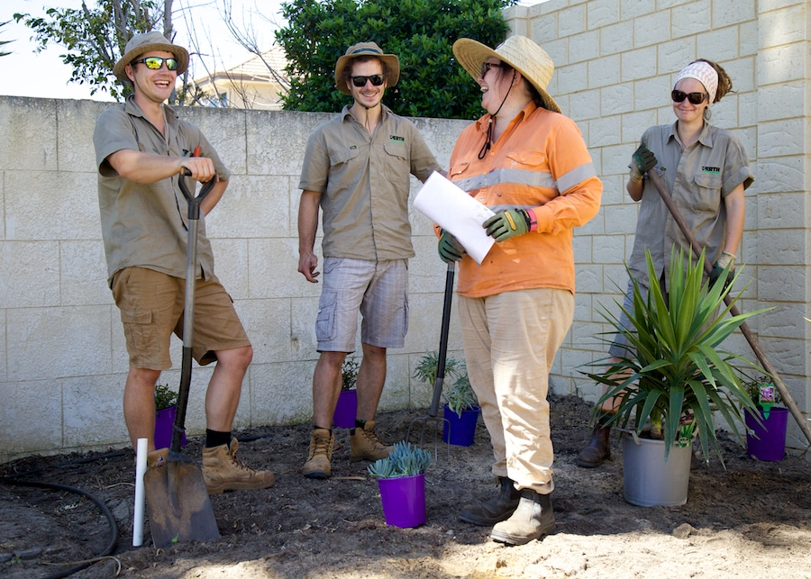 Perth Gardening Experts make your garden care easy!