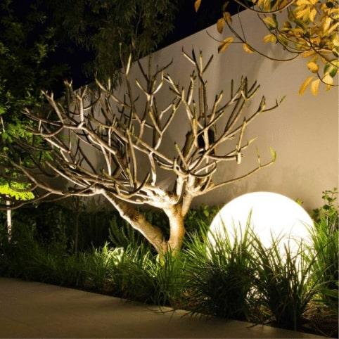Landscape & Garden Lighting Design