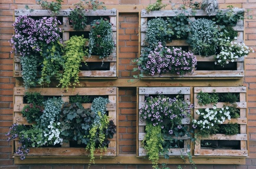 Vertical Garden Wall Hanging Planter